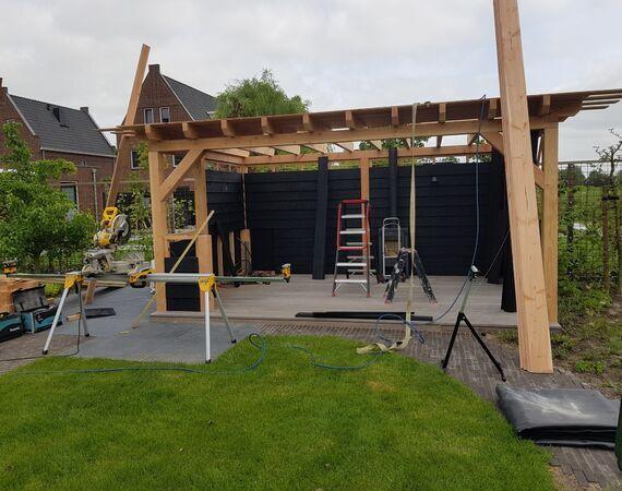 Tuinaanleg Uitweg regio Lopik, Nieuwegein en Utrecht